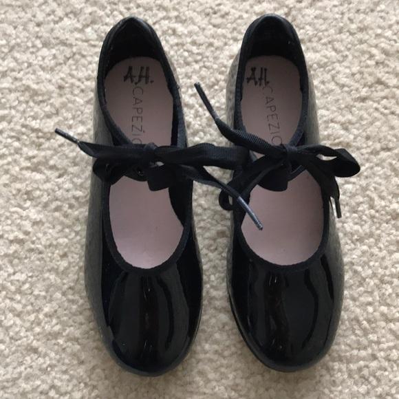 Capezio Shoes   Girls Black Tap Size 13